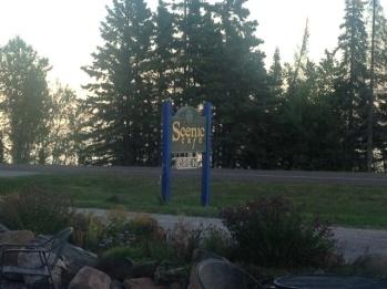 New Scenic Cafe, North Shore Minnesota