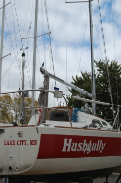 Lake City, Minnesota, harbor
