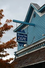 Harbor View Cafe, Lake Pepin, Wisconsin