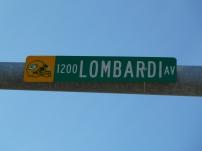 Lambeau Field, Green Bay Packers, Lombardi Ave